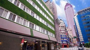 Diary of Taipei Hotel – Main Station