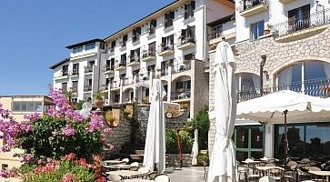 Hotel Ariston and Palazzo Santa Caterina