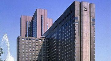 L'Imperial Hotel di Tokyo.