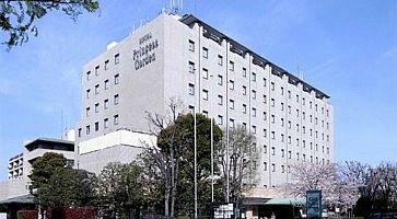 Il Princess Garden Hotel di Meguro.