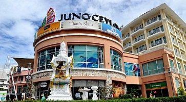 Centro commerciale a Phuket.