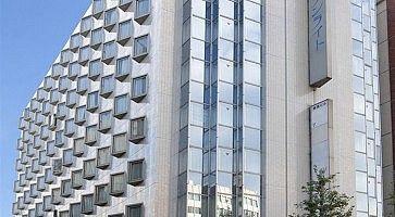 Il Sunlite Hotel di Shinjuku.