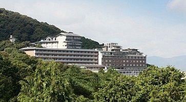 Il Westin Miyako Hotel di Kyoto.