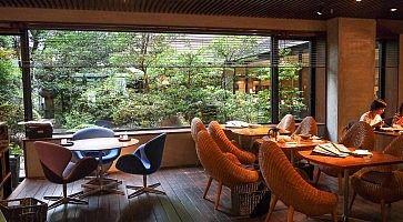 Interni eleganti da Iyemon Salon.