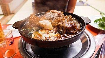 Nabe al ristorante Yonekyu.